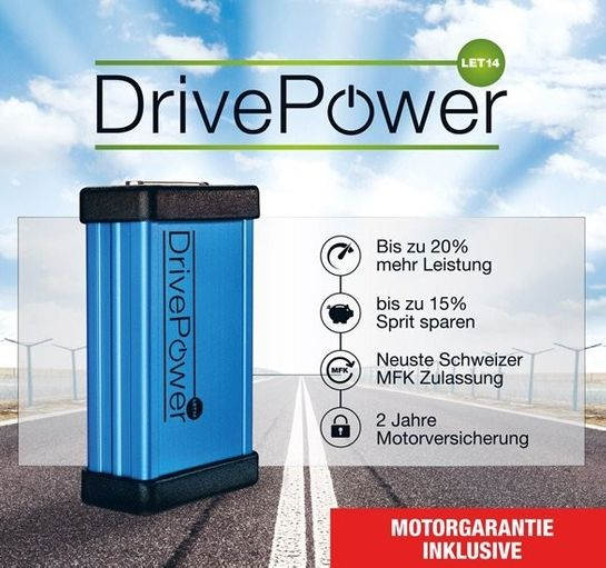 Drive Power Chiptuning